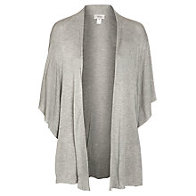 Buy Hoss Intropia Kimono Cardigan, Grey Online at johnlewis.com