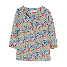 Buy Seasalt Tremedda Top, Falmouth Floral Tin Online at johnlewis.com