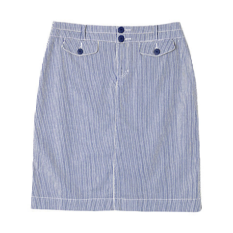 Buy Seasalt Better Bow Skirt, Loft Channel Online at johnlewis.com