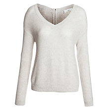Buy Charli Juliet Jumper, Bone Online at johnlewis.com