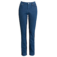 Buy Levi Demi Curve Slim-Leg Jeans, Two Tone Desert Spotlight Online at johnlewis.com