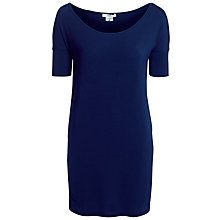 Buy Charli Anouk Tunic T-shirt, Navy Online at johnlewis.com