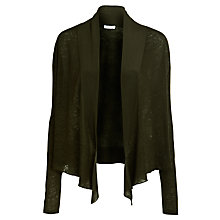 Buy Charli Waterfall Tamara Cardigan, Forest Online at johnlewis.com