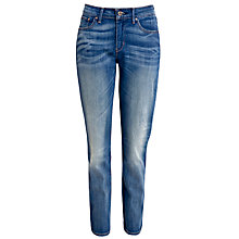 Buy Levi's Demi Curve Slim Jean, Rolling Stone Online at johnlewis.com