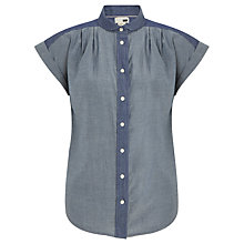 Buy Levi's Contrast Shirt, Blocked Rinse Online at johnlewis.com