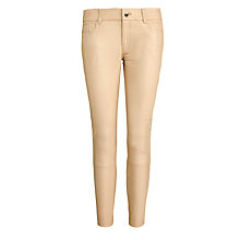 Buy Needle & Thread Leather Trousers Online at johnlewis.com