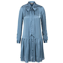 Buy Ghost Spot Print Ava Dress Online at johnlewis.com