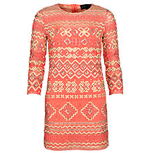 Buy Needle & Thread Lace Stitch Dress Online at johnlewis.com