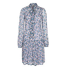 Buy Ghost Ava Dress, Sophie Pansy Online at johnlewis.com