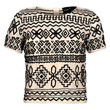 Buy Needle & Thread Lace Stitch Top Online at johnlewis.com