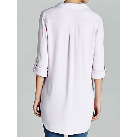Buy Ghost Debbie Blouse, Lilac Online at johnlewis.com