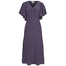 Buy Ghost Holly Dress, Maxine Spot Online at johnlewis.com