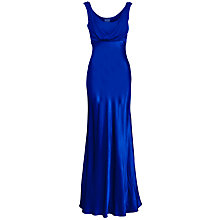 Buy Ghost Grace Dress, Electric Blue Online at johnlewis.com