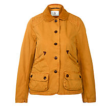 Buy Aigle Huntingtone Jacket, Cumin Online at johnlewis.com