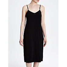 Buy John Lewis Calf-Length Microfibre Slip Online at johnlewis.com