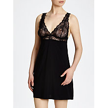 Buy John Lewis Lace Cup Full Slip Online at johnlewis.com