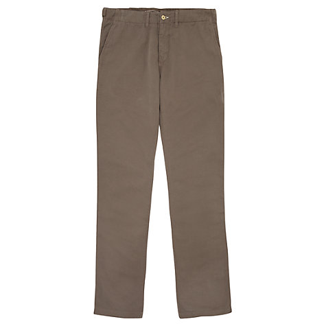 Buy Jigsaw Workwear Slim Fit Cotton Trousers Online at johnlewis.com