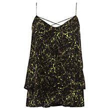 Buy Warehouse Print Cami Top, Multi Online at johnlewis.com