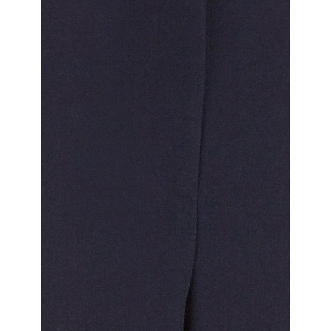 Buy Windsmoor Tailored Trousers, Navy Online at johnlewis.com