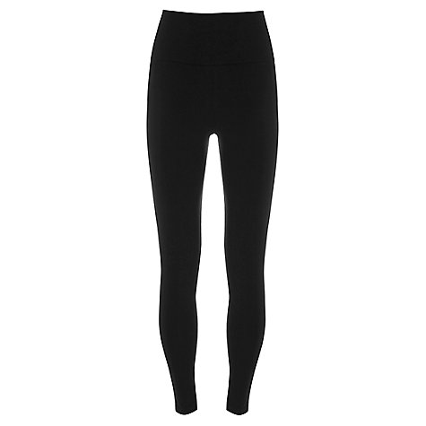 Buy Mint Velvet Leggings, Black Online at johnlewis.com