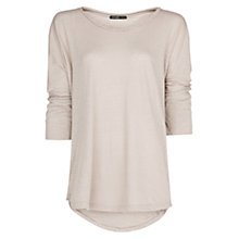 Buy Mango Dolman Sleeve Flowy T-Shirt Online at johnlewis.com