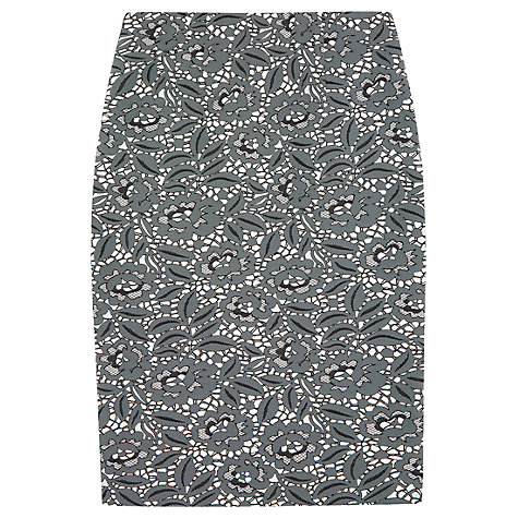 Buy Fenn Wright Manson Seline Skirt, Grey-Pebble Online at johnlewis.com