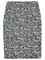 Fenn Wright Manson Seline Skirt, Grey-Pebble