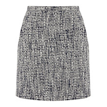 Buy Oasis Tweed Mini Skirt, Multi Online at johnlewis.com