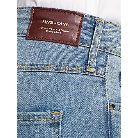 Buy Mango Straight Christy Jeans Online at johnlewis.com