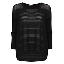 Buy Mango Open Knit Fine Jumper Online at johnlewis.com