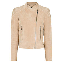 Buy Mango Biker Jacket Online at johnlewis.com