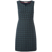 Buy White Stuff Spotty Bradshaw Dress, Dark Marrow Online at johnlewis.com
