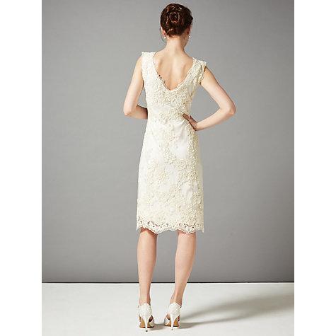 Buy phase eight bridal florentine wedding dress cream for John lewis wedding dresses