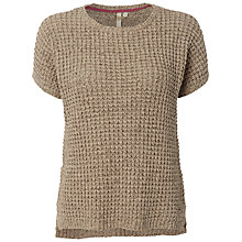 Buy White Stuff Coppice Jumper, Hessian Online at johnlewis.com
