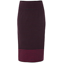 Buy White Stuff Carrington Tube Skirt, Beetroot Online at johnlewis.com