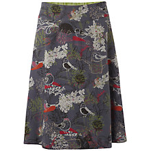 Buy White Stuff Vegetable Bird Reversible Skirt Online at johnlewis.com