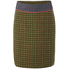 Buy White Stuff Elena Skirt, Avocado Online at johnlewis.com