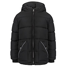 Buy John Lewis Boys' School Padded Jacket Online at johnlewis.com