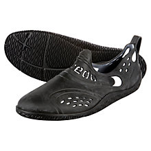 Buy Speedo Zanpa Watersports Shoes, Black Online at johnlewis.com