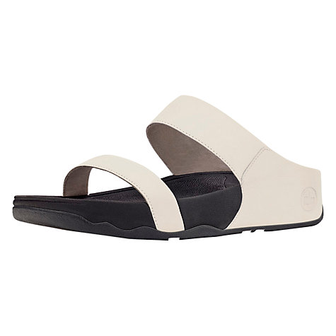 Buy FitFlop Lulu Slide Women's Sports Sandals Online at johnlewis.com