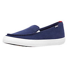 Buy FitFlop Sunny Canvas Slip On Shoes Online at johnlewis.com