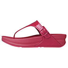 Buy FitFlop Superjelly Sports Sandals Online at johnlewis.com