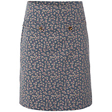 Buy White Stuff Gardening Mushroom Skirt, Storm Grey Online at johnlewis.com