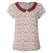 Buy White Stuff Portobello Top, White Online at johnlewis.com