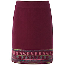 Buy White Stuff Longsboard Skirt, Beetroot Online at johnlewis.com