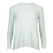 Buy Ted Baker Lanar Metallic Front Jumper Online at johnlewis.com