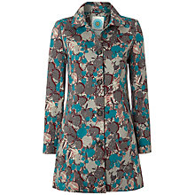 Buy White Stuff Sweet William Printed Coat, Multi Online at johnlewis.com