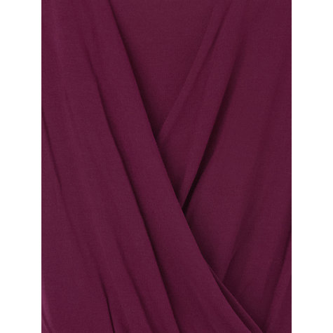 Buy Phase Eight Lindsey Top, Damson Online at johnlewis.com