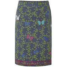 Buy White Stuff Green Gage Skirt, Marrow Green Online at johnlewis.com