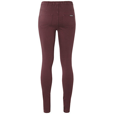 Buy White Stuff Jade Jeggings, Light Blackcurrent Online at johnlewis.com
